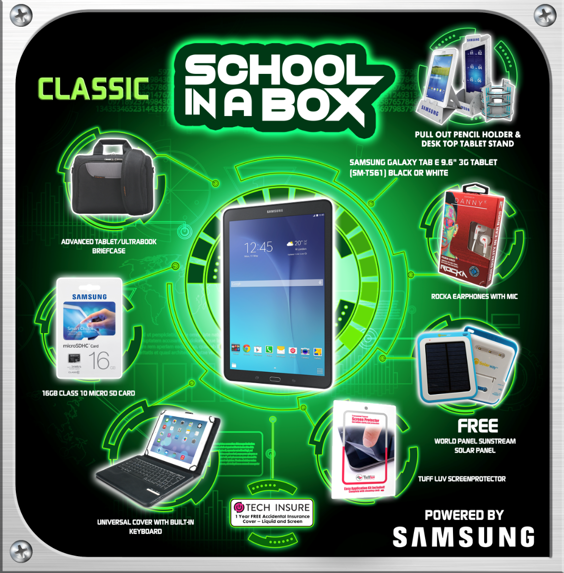 School in box 2